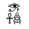 Símbolos Egípcios