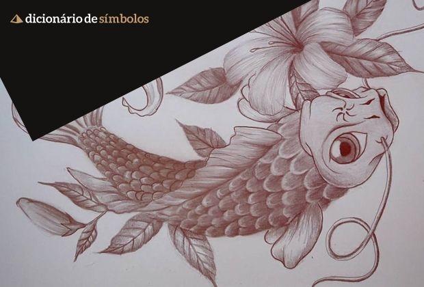 Significado Da Tatuagem De Carpa Com Imagens Para Voce Se Inspirar