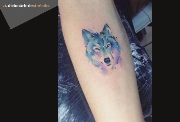 Tatuagem De Lobo Significados E Locais Do Corpo Para Tatuar
