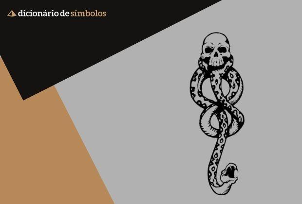 As Reliquias Da Morte E Outros Simbolos De Harry Potter