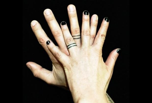 Tatuagens Para Casal