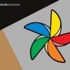 Catavento colorido: símbolo da infância e do movimento