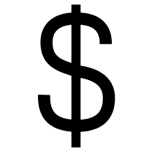 Simbolo Do Dolar