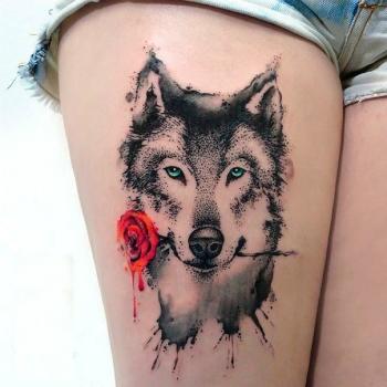 Simbolos Para Tatuagem Na Coxa
