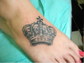Simbolos Para Tatuagens Femininas Nos Pes
