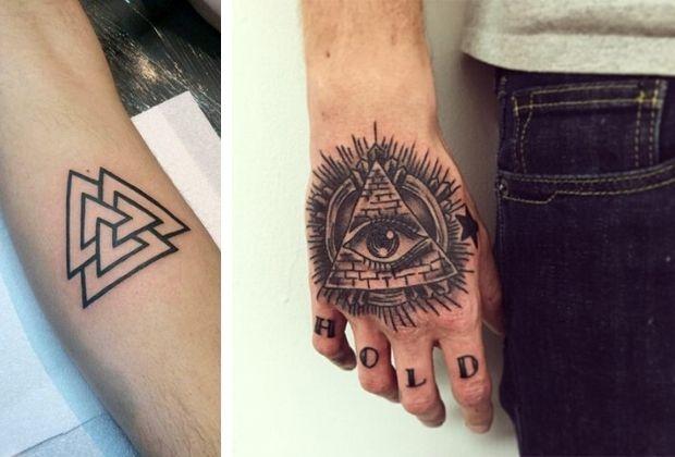 Triangulo Tipos E Simbologias Em Diferentes Culturas