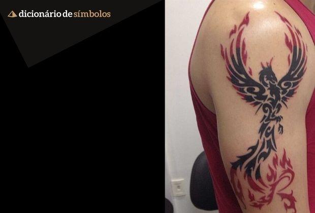 Tatuagem De Fenix Significado E Imagens