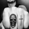 14 símbolos para tatuagens nos dedos