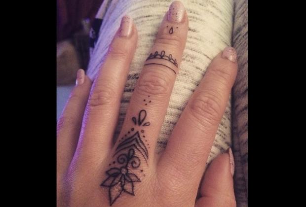 Significado Dos 14 Símbolos Para Tatuagens Nos Dedos