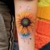 Tatuagem de Girassol: significado e belas imagens