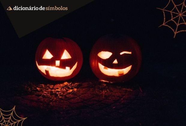 Simbolos Do Halloween