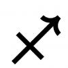 Símbolo de Sagitário