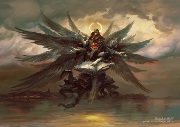 Azrael Descubra O Significado E Funcoes Do Anjo Da Morte