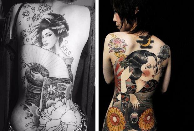 Tatuagem Feminina Nas Costas 27 Simbolos Com Imagens Para Voce Se Inspirar