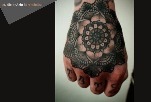 Tatuagens De Mandalas Significado E Imagens