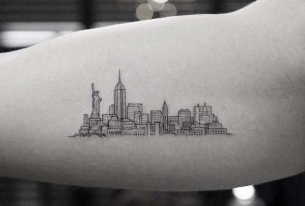 11 Inspiracoes De Tatuagens Para Os Aficionados Por Viajar