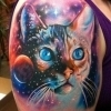13 tatuagens coloridas mais lindas e seus significados