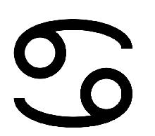 Simbolo De Cancer
