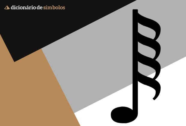 Significado De Notas Musicais Dicionario De Simbolos