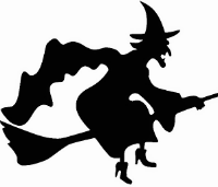 Simbolos Do Dia Das Bruxas