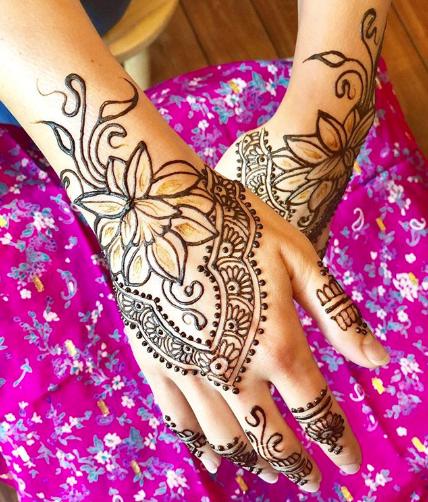 Descubra O Significado Das Tatuagens De Henna Mais Comuns Com Imagens Para Voce Se Inspirar
