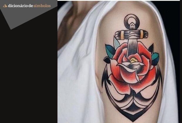 Significado Da Tatuagem De Ancora