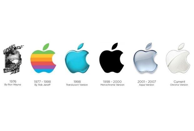 Logo Da Apple Voce Sabe Como Surgiu O Simbolo Da Maca Mordida