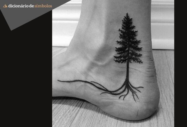 Tatuagem No Tornozelo Confere Ideias Para Voce Se Inspirar
