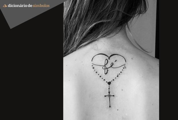 Tatuagem De Terco Confira O Significado Religioso E Belas Imagens
