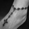 Tatuagem de Terço: confira o significado religioso e belas imagens