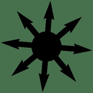 Estrela Caos
