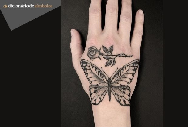 Tatuagem Na Mao Simbolos E Significados