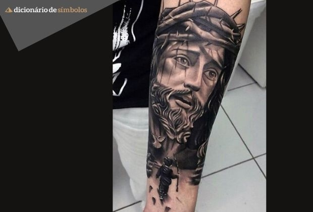 Tatuagens Religiosas Encontre Ideias Para Expressar Sua Fe
