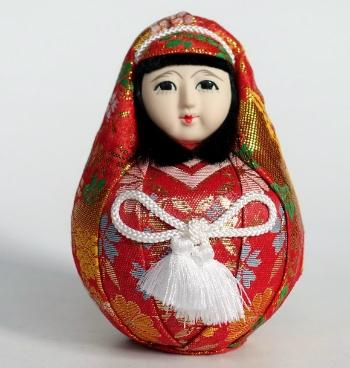 Boneco Daruma