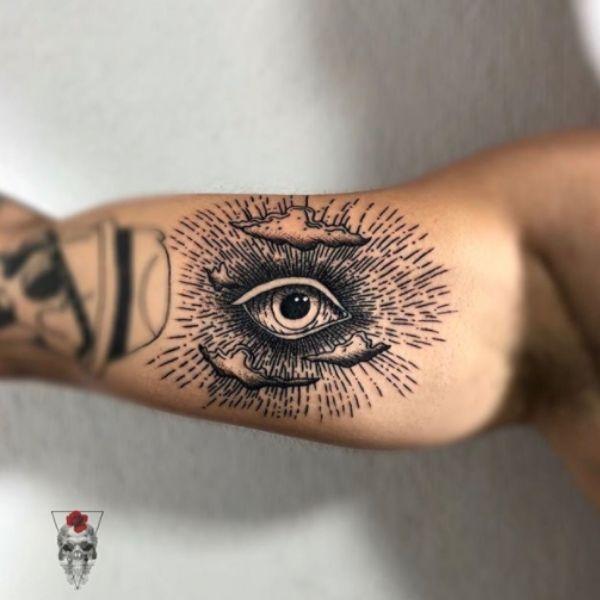 Conheca O Significado Do Olho Que Tudo Ve