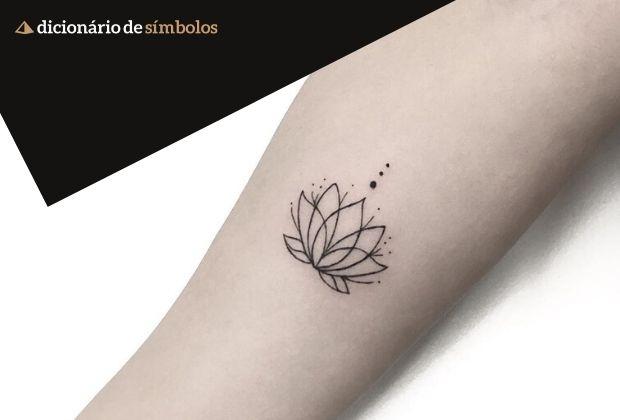 Significado Da Tatuagem Da Flor De Lotus