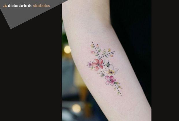Significado Da Tatuagem De Cruz E Seus Diversos Tipos