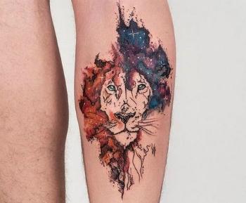 Tatuagens Nas Pernas 10 Símbolos Mais Usados Dicionário
