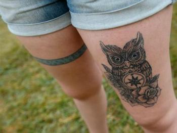 Simbolos Para Tatuagens Na Perna