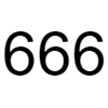 666: O Número da Besta