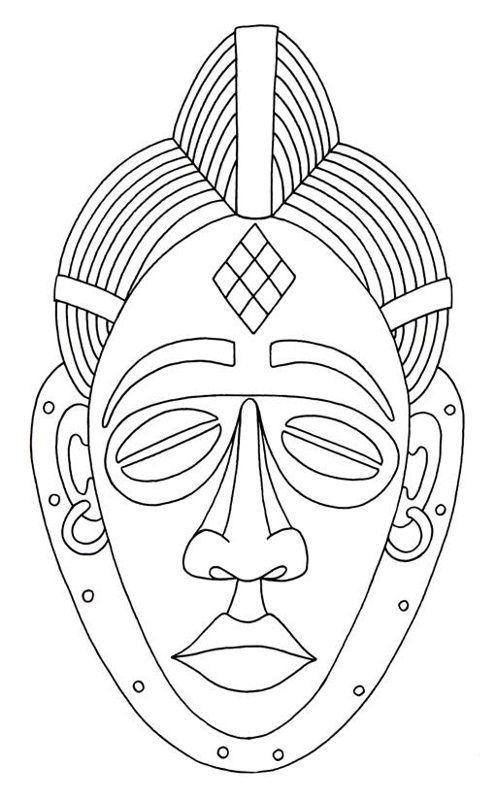 Mascaras Africanas 10 Exemplos Com Significados