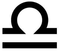 Simbolo De Libra
