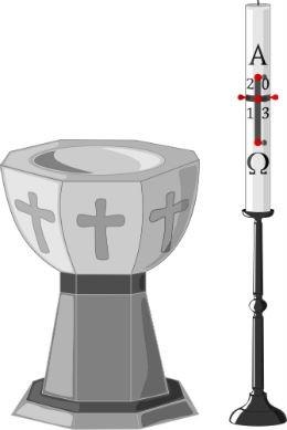 Simbolos Do Batismo