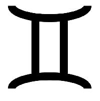 Simbolo De Gemeos