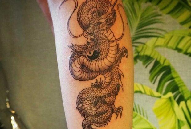 Tatuagem De Dragao Significado E Imagens Para Inspirar