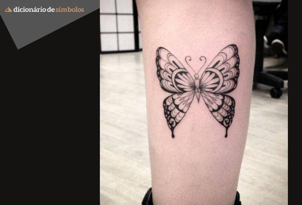 Tatuagens De Borboletas Ideias E Locais Do Corpo Para Tatuar
