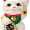 Maneki Neko, o gato japonês da sorte